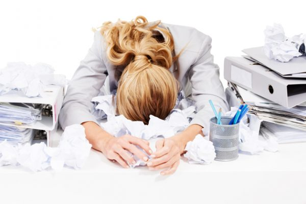 Stress pode afetar fertilidade