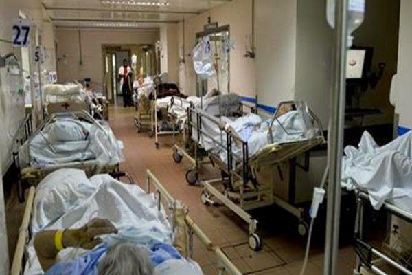 Um país sem hospitais é o quê?