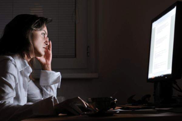 Efeitos do trabalho noturno no ritmo do sono